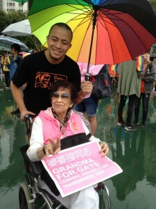 The Grandma for LGBT people!!